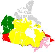 FTBW over OTL Canada (1848)