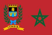 Flag of International Tangier