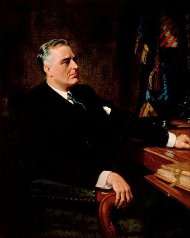 File:Franklin Roosevelt - Presidential portrait.jpg