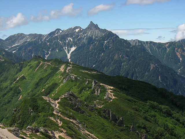 File:800px-Mt.Yarigatake from Enzansou.jpg