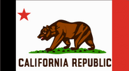 California state flag TMNA