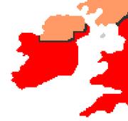 DIvision of Ireland