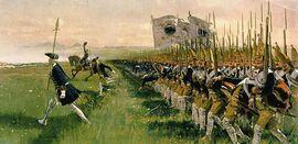 Battle hohenfriedberg