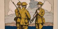 The Great War (Zimmerman Timeline)