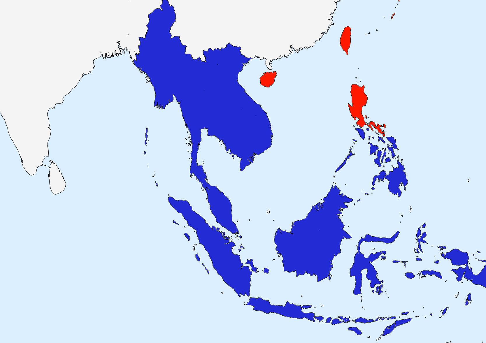 Majapahit Empire vs Srivijaya Empire - Empires Comparison