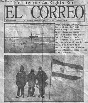 El Correo Antarctic Epedition (1915)