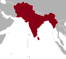 Location India (SM 3rd Power)