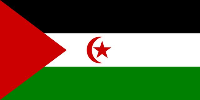 File:800px-Flag of Western Sahara svg.png