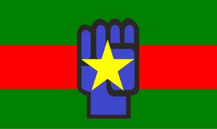 National socialist symbol FTBW