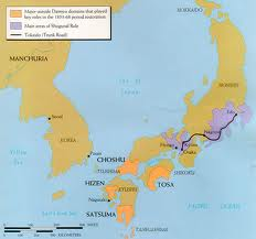 Shogunate Map