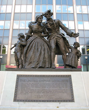 United Empire Loyalist monument