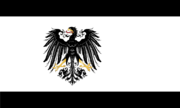 Flag of Prussia without regalia