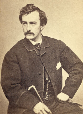 File:John Wilkes Booth.jpeg
