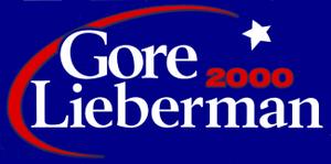 President McCain Gore-Lieberman Ticket