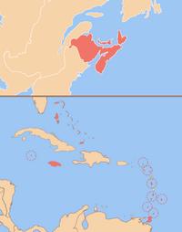 Acadia Map (FA)