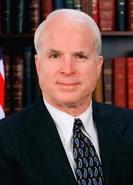 John McCain Senate