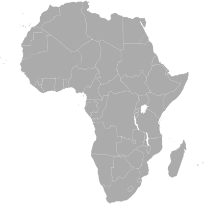 Map of Africa - Songhai