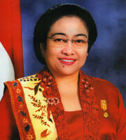 President Megawati Sukarnoputri - Indonesia