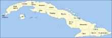 Cuba county map (Alternity)