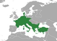Magnam Europae HRE 900AD