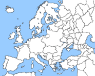 Blank map of Europe 1944 (IM, Outdated)