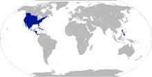 Location of United States (TUK)
