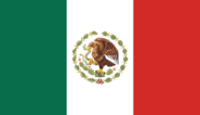 Flag of Mexico (1934-1968)