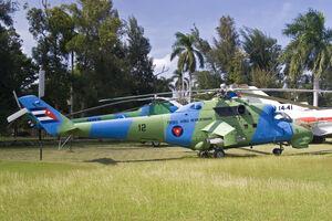 Cuba Mi24 Hind