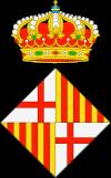 100px-Escut de Barcelona svg