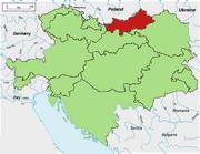 Location West Galicia A-H (TNE)