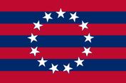 States of America Arkansas Flag