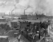 German Factory 1890