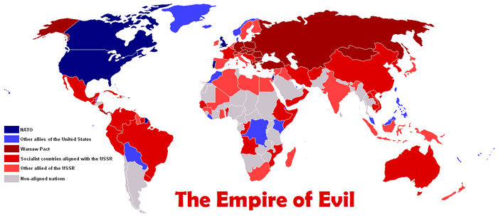 Empire of Evil (Map Contest)