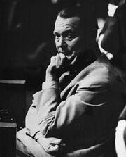 Hermann Goering - Nuremberg2