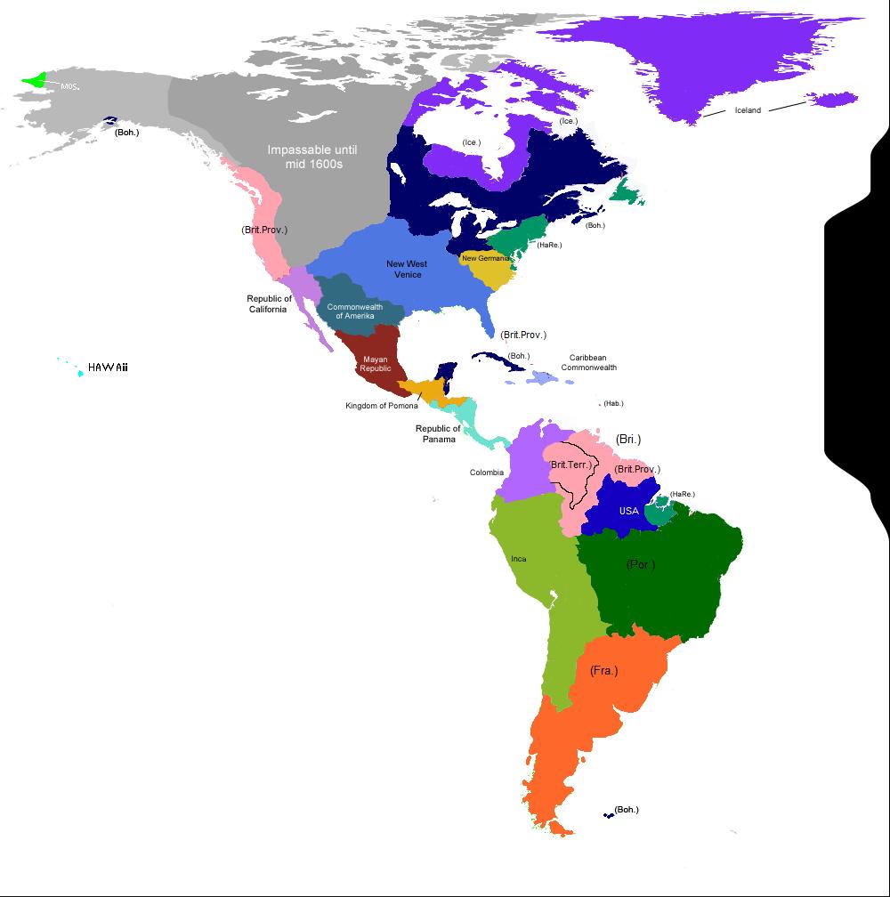 1623 - Americas