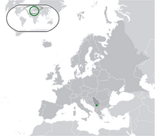 250px-Location Kosovo Europe