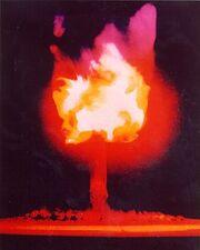 Atomic explosion 625
