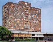 Tenochtitlan university's library
