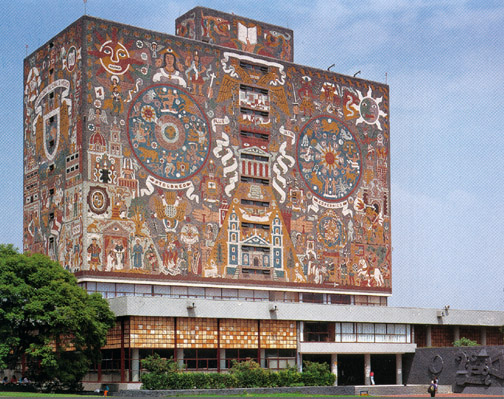 File:Tenochtitlan university's library.jpg
