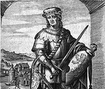 Charles II Anglia (The Kalmar Union)