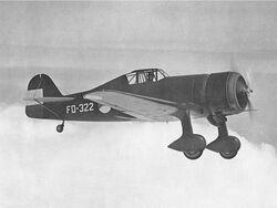 Fokker DXXI D21