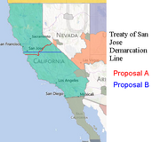 Treaty of San Jose Demarcation Line NotLAH