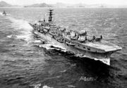 Colossus class Aircraft Carrier