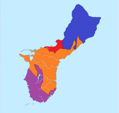 Japanese Guam