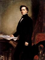 Franklin Pierce by GPA Healy, 1858