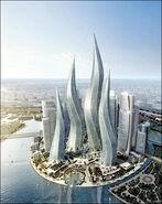 Dubai-towers