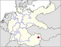 CV Map of Vienna 1991-present