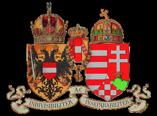 File:Wappen Österreich-Ungarn 1916 (Klein).png