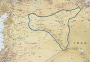 1983DD Al Jazeera Map