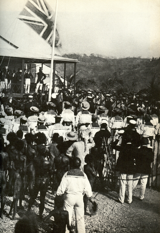 File:Lowering British flag, Pacific War (No Napoleon).png